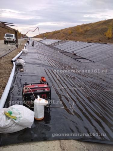 Реконструкция Большого Ставропольского канала (4-я очередь)